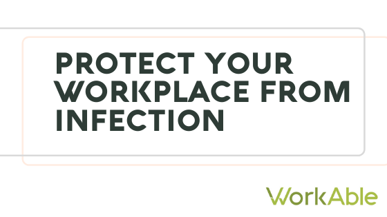 Protect your workplace from infection